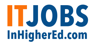 IT Jobs in Higher Education